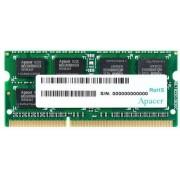 Memorie Apacer DV.04G2K.HAM DDR3, 4GB, 1600 MHz, CL11, 1.35v