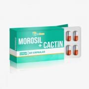 Morosil 500mg + Cactin 500mg 60 cápsulas
