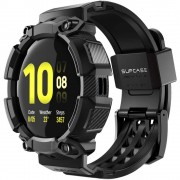 Husa si curea Supcase Unicorn Beetle Pro Samsung Galaxy Watch Active 2 (44mm) Black