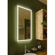 Zierath LED Spiegel Visum Kristallspiegel, BxH: 500x700 ZLINE0359050070