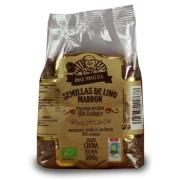 Semillas de lino marrón ecológico - 500g