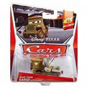 Sarge Race team con audífonos de Disney Pixar Cars