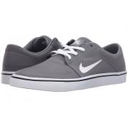 Nike Portmore Canvas Cool GreyBlackWhite