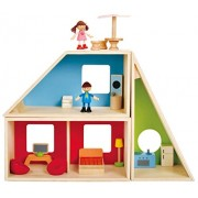 Hape Happy Family - Geometrics Play House