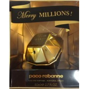 Paco Rabanne Lady Million Merry Millions EDP 80ML Hölgyeknek
