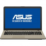 "Laptop Asus VivoBook X540UA-GO204, 15.6"" HD LED Glare, Intel Core I3-7100U, RAM 4GB DDR4, HDD 500GB, EndlessOS"
