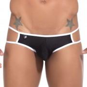 Joe Snyder Bulge Cut Out Bikini BUL07 Black Underwear & Swimwear