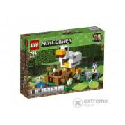 LEGO® Minecraft Kokošinjac 21140