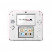 Consola Nintendo 2DS + New Super Mario Bros 2-Rojo