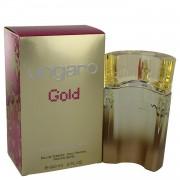 Ungaro Gold by Ungaro Eau De Toilette Spray 3 oz