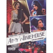 Video Delta Amy Winehouse - I told you I was trouble - Live in London - DVD