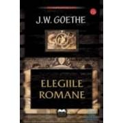 Elegiile romane + cd - J.W. Goethe