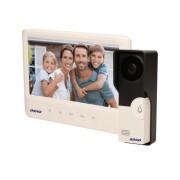 """Domovní bezsluchátkový videotelefon pro 1 byt ORNO IMAGO 7"""" bílý OR-VID-MC-1059/W"""