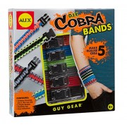 Alex Toys Guy Gear Cobra Bands, Multi Color