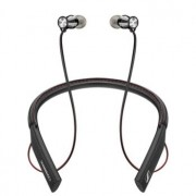 HEADPHONES, Sennheiser Momentum In-Ear, Wireless, Microphone, Black (507353)