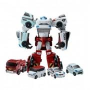 Tobot Робот-трансформер Мини Тобот Кватран