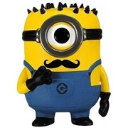 Funko Despicable Me 2 Mustache Carl Pop Vinyl Figure EE