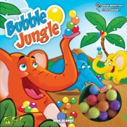 Joc de societate Bubble Jungle, 48 bile, 5 ani+