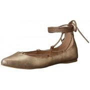 Steve Madden Women's Eleanorr Dusty Gold Fashion Sandals - 8 UK