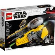 LEGO Star Wars Interceptorul Jedi and trade al lui Anakin 75281