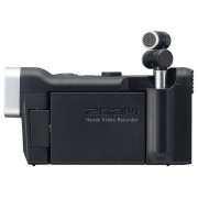 Zoom - Q4n inkl. Manfrotto Pixi Stativ
