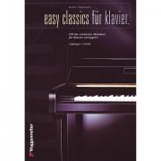 Voggenreiter Easy Classics für Klavier Libro de partituras