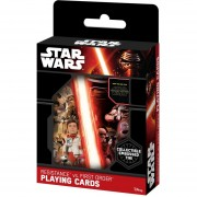 Cartas Star Wars Resistance Vs First Order Baraja Poker Playing Cards Darth Side Resistencia-Multicolor