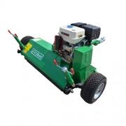ATV mulčovač GEO ATV WHT120 120 cm záber, Y-nože, 15 HP motor s elektricým štartom + zadné kolesá