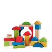 Brio houten Gekleurde blokken 25 stuks