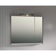 Dulap oglinda Riho 80x70cm tip M02 - Gloss