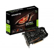 GIGABYTE nVidia GeForce GTX 1050 Ti 4GB 128bit GV-N105TOC-4GD rev.1.1