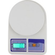 ATOM A121 Economy Kitchen Weighing Scale(White)