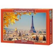 Puzzle Toamna in Paris, 1000 piese