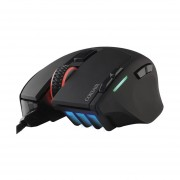 Mouse Corsair Alambrico Optico USB Sabre RGB Gaming (CH-9303011-NA)-Negro