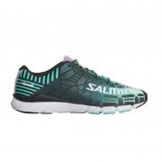 Pantofi Salming viteză 6 femei verde