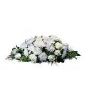 Interflora Almofada Pequena em Tons de Branco Interflora
