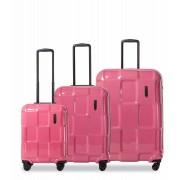 Epic Crate Ex Solids - 3 Set Rosa, Väskset