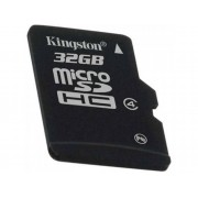 Kingston Tarjeta MicroSD KINGSTON 32 GB C4