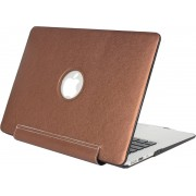 Mobigear Hard Case Silk Texture United Koper voor Apple MacBook Air 11 inch