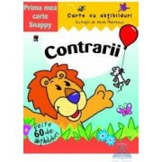 Prima mea carte Snappy - Contrarii