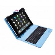 "SilverHT Funda Universal Estampada Cool Ice Pop para Tablet 9""-10.1"" + Teclado MicroUSB"