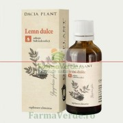 Tinctura de Lemn Dulce 50 ml DaciaPlant