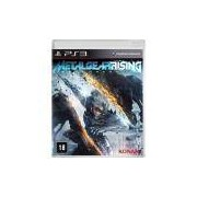 Game Ps3 Metal Gear Rising - Revengeance