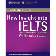 New Insight into IELTS Workbook with Answers by Vanessa Jakeman & C...