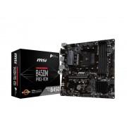 MB, MSI B450M PRO-VDH /AMD B450/ DDR4/ AM4