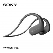 Auriculares Deportivos Mp3 Player Sony NW-WS414 8GB - Negro