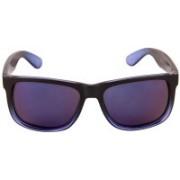 INVU Rectangular Sunglasses(Blue)