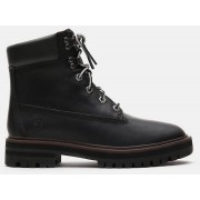 Timberland London Square 6 Inch Ladies Boots Black 39 40