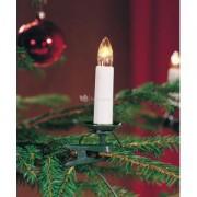 Konstsmide Kerstboomverlichting met 16 kaarslampen