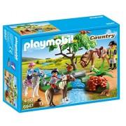 PLAYMOBIL 6947 Happy Horseback Ride